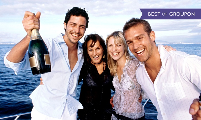 Vista Yacht Cruises Inc - Vista Yacht Cruises Inc: Three-Hour Cruise with Dinner and Dancing for One, Two, or Four from Vista Yacht Cruises Inc(Up to 61% Off)
