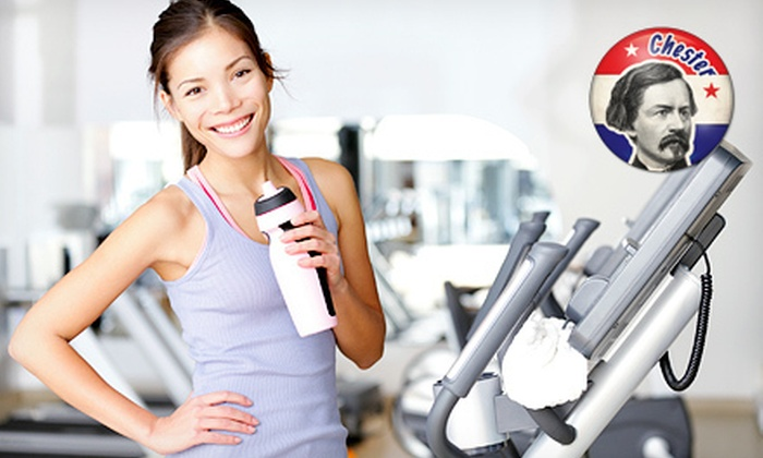 Cascade Athletic Clubs - Multiple Locations: $30 for 30 Gym Visits at Cascade Athletic Clubs ($360 Value)