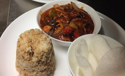 image for Chinese Meal with Wine or Beer for Two or Four at China Mite (Up to 50% Off)