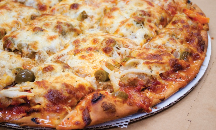 Rosati's Montgomery - Rosati's Montgomery: $12 for $20 Worth of Pizza, Pasta, and Wings at Rosati's Montgomery