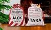 Personalised Large Santa Sack