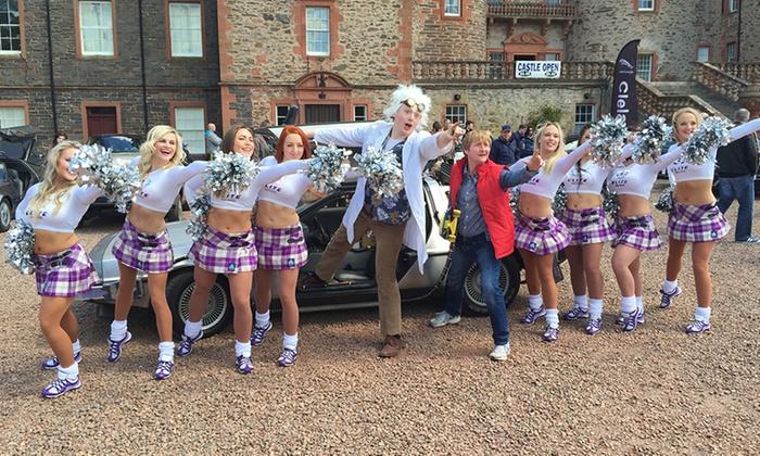 Edinburgh castle discount vouchers deals