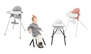 Chaise Haute scandinave 2en1