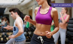 Move GB: 10 Gym Passes, Multiple Locations in Glasgow with Move GB (72% Off)