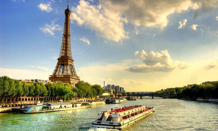 Paris: 1-3 Nächte für Zwei im Business-Viertel La Défense, opt. mit Frühstück oder Seine-Bootsfahrt im Hotel Le Dauphin