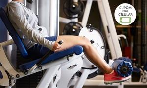 Academia Wall Street Fitness: #GreenWeek – Academia Wall Street Fitness: 1, 3, 6 ou 12 meses de academia com ginástica, spinning e musculação