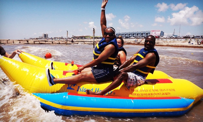 Sublime Watersports - San Jacinto: Banana-Boat Ride for Two, Four, or Six from Sublime Watersports (Up to 54% Off)