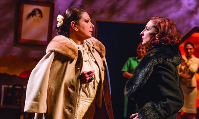 """Señorita y Madame: The Secret War of Elizabeth Arden & Helena Rubinstein"" - GALA Hispanic Theatre: ""Señorita y Madame: The Secret War of Elizabeth Arden & Helena Rubinstein"" on February 27–28"