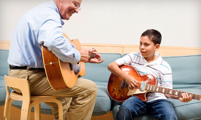 Mar-Schell's Music - Winnipeg: Four or Six Weekly 30-Minute Music Lessons with Instrument Rental at Mar-Schell's Music (Up to 54% Off)