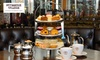 Patisserie Valerie - Multiple Locations: Traditional or Sparkling Afternoon Tea for Two at Patisserie Valerie (Up to 24% Off)