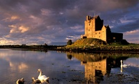 Entry for an Adult, Child or Family to Dunguaire Castle (Up to 24% Off)