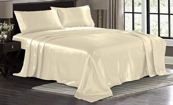 Casablanca Silky Satin Sheet Set