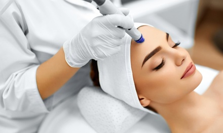 Microdermabrasion and Mask