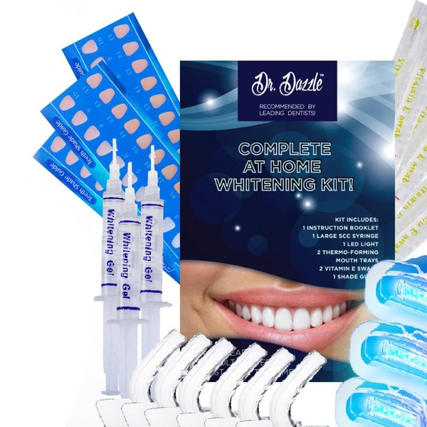 Up To 74 Off On Teeth Whitening Kit 2 Or 3 Pk Groupon Goods