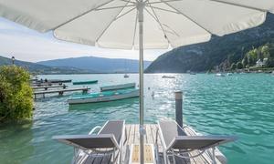 Lac d'Annecy : 1 ou 2 nuits 4* avec accès spa, pdj et dîner en option Talloires