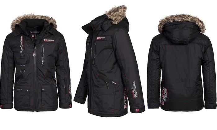 geographical norway winter jacket groupon goods. Black Bedroom Furniture Sets. Home Design Ideas