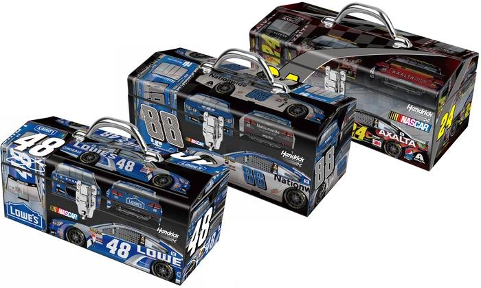 NASCAR Art Tool Box