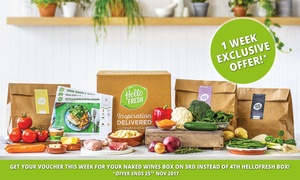HelloFresh: HelloFresh: First or First Two Weeks Delivered Meal-Kits from $29.90 (Up to 64% Off)  - New Customers Only
