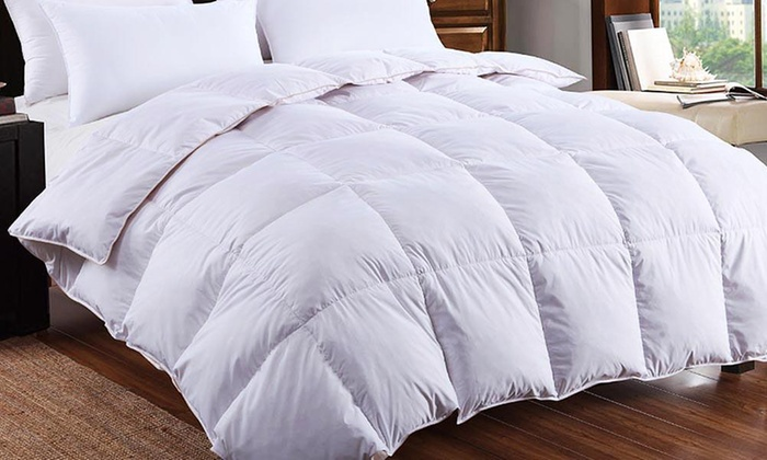 Dickens Goose Feather and Down Duvet from £18.98