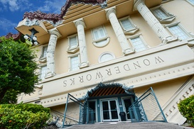 Up to 47% Off All-Access Tickets to WonderWorks Orlando at WonderWorks Orlando, plus 6.0% Cash Back from Ebates.
