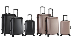 Kensie Spinner Luggage Set (3-Piece)