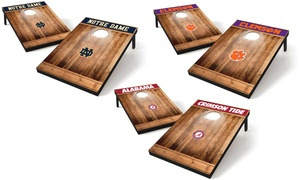 Wild Sports NCAA Tailgate Toss Cornhole Game Set