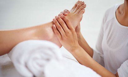 Luxe spa pedicure bij I Mind Your Step in Wassenaar