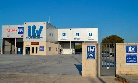 Revisión itv en Humanes para vehículos de gasolina y motocicletas por 29,95 € o para vehículos diésel por 39,95 € Oferta en Groupon
