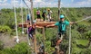Empower Adventures - Oldsmar: Extreme Zip Line and Aerial Obstacle Course for Two, Four or Six People from Empower Adventures (Up to 38% Off)
