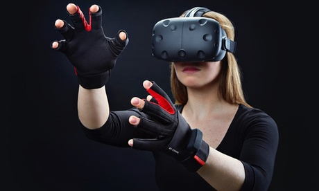 $99 for 60-Minute Virtual Reality Escape Quest for Four at No Escape ($160 Value) 504bcc12-319f-4b8a-82fe-104b1ab86255