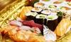 Sushimasa Gerland - Lyon: Menu royal pour 2 personnes ou Sushi party pour 4 personnes dès 49,90 € au restaurant Sushimasa Gerland