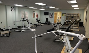 Curves: Four Weeks of Gym Membership at curves (65% Off)