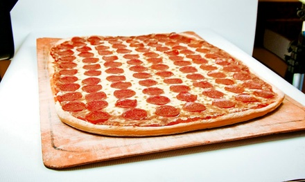50% Cash Back at Dinico's Pizza - Up to $15 in Cash Back