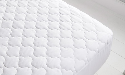 Protector de colchón acolchado de Microfibra Cloud