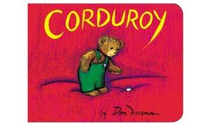 Corduroy Children's Book by Don Freeman