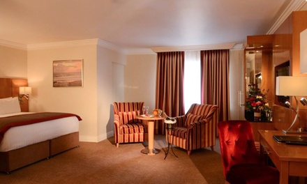 Letterkenny: TwoNight Stay for Two People with Leisure Access and Late CheckOut at 4* Clanree Hotel