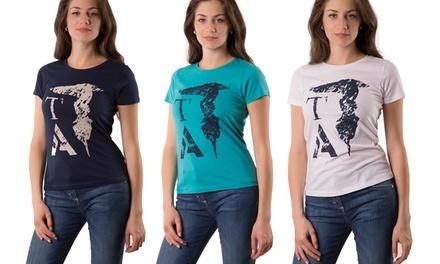 T-shirt donna Trussardi Action