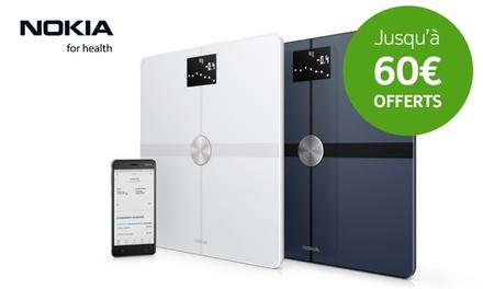 Révélez votre corps dété : des réductions exclusives sur les balances connectées Nokia Health dès 39,95€