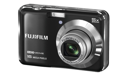Fujifilm 16MP Digital Camera with 5x Optical Zoom and 7.2x Digital Zoom (Refurbished)
