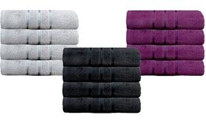 Pack draps de bain 100% coton