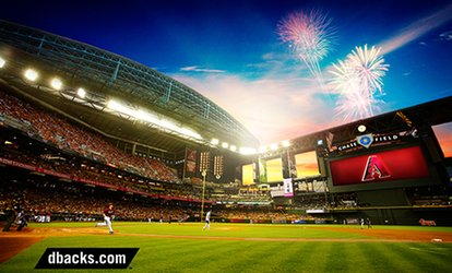 Arizona Diamondbacks – Up to 42% Off Baseball Game
