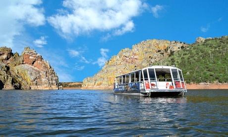 Ruta en barco por el río Tajo para adulto/s y niño/s desde 17,95 € con Barco Del Tajo