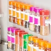 Adhesive Divisible Spice Holders