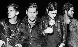 NEEDTOBREATHE with Mat Kearney, Parachute & Welshly Arms: NEEDTOBREATHE with Mat Kearney, Parachute & Welshly Arms on August 25 at 7 p.m.