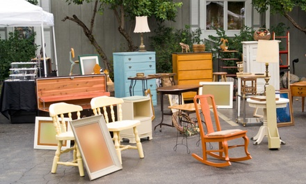 Admission for One, Two, or Four to NW's Largest Garage Sale and Vintage Sale on November 2, 2019 (Up to 50% Off)