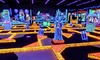 Monster Mini Golf - Feasterville: Four Rounds of Miniature Golf or Weekday Birthday Party for Up to 13 Kids at Monster Mini Golf (Up to 63% Off)