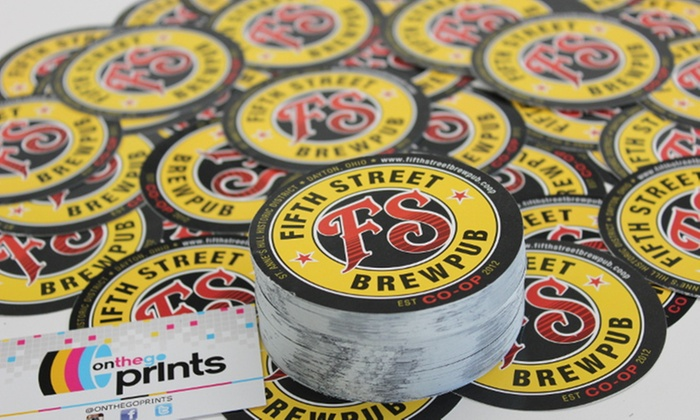 On The Go Prints LLC - Kettering: Up to 58% Off Custom Printed Goods  at On The Go Prints LLC