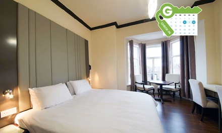 North Yorkshire: Stay for Two with Breakfast and Option for Dinner Credit at The Baltimore Hotel