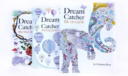 Dream Catcher Colouring Books
