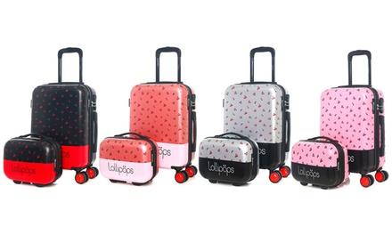 Set de maleta y neceser Hortense